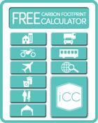 Frei Kohlenstoffsstellfläche Kalkulator - CO2 NeutralCard
